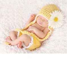 2015-Cap-Fashion-Sunflower-Flower-Hat-Baby-Handmade-Knit-Girl-Clothing-Set-Photography-Props-Newborn-Crochet.jpg (600×550)