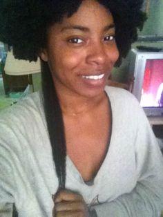 Pretty Long Hair on Pinterest | Natural Hair, Long Natural Hair and ...
