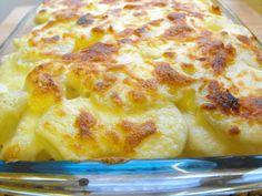 Bacalhau com legumes e batatas no forno - http://gostinhos.com/bacalhau-com-legumes-e-batatas-no-forno/