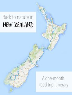 The ultimate New Zealand North Island road trip itinerary, including costs, tips and advice. The best things to do on New Zealand's North Island.