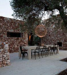 House in the olive grove - zaINTERIORA.net