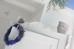 XIX-wieczna szafa ludwikowska - ozdobna, dekoracyjna górka. © 2014 Atelier Malowana. All rights reserved. http://ateliermalowana.pl/
