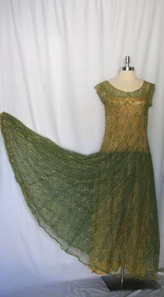 1930's Antique Dress