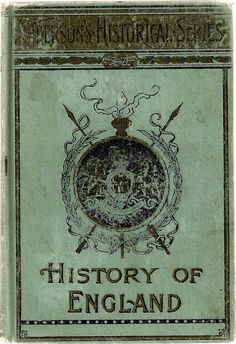History of England by John J. Anderson - Vintage Book - $24.00
