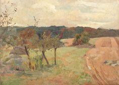 Ion Andreescu - Arătura Western Art, Landscape Paintings, Landscapes, Traditional Art, Watercolor, Portrait, Artist, Painters, Europe