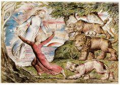 William Blake Divina Commedia #Blake