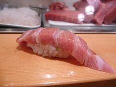 Sushi Dai: best sushi ever, located by the Tsukiji Market in Tokyo Japan