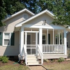 pictures of small porches - Google Search
