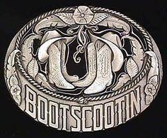 WX-G0918 Belt Buckle Bluegrass Music USA