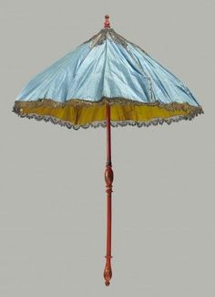 parasol mfa boston | Parasol in two parts (parasol) French, MFA Boston