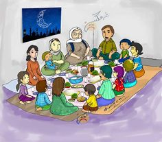Ramazan - Ramadan by ghamgen.deviantart.com on @DeviantArt