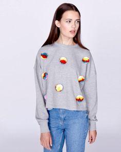 Lazy Oaf Shake Your Pom Pom Sweatshirt