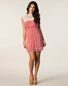 DRESSES - RUT / SAGA DRESS - NELLY.COM