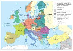 15. Europa en 1919-1923