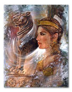Cassandane - Shahbanu Wife of Cyrus the Great