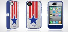 OtterBox iPhone 4/4S Defender Series Anthem Collection
