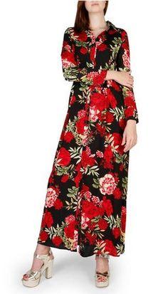 Erhältlich im online shop von Lervio mit 10% Cashback für KGS Partner Im Online, Dresses With Sleeves, Long Sleeve, Shopping, Fashion, Moda, Sleeve Dresses, Long Dress Patterns, Fashion Styles
