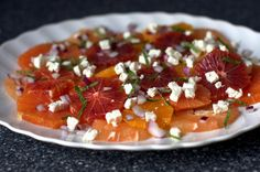 mixed citrus, feta and mint by smitten, via Flickr