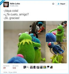¿Me cuelas? Por @valle_loko   Gracias a http://www.vistoenlasredes.com/   Si quieres leer la noticia completa visita: http://www.estoy-aburrido.com/me-cuelas-por-valle_loko/