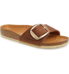 10 Best Birkenstock Sandals For Women Buckle Outfits, Birkenstock Sandals, Kaia Gerber, Silver Sandals, Antique Lace, Metallic Leather, Nordstrom