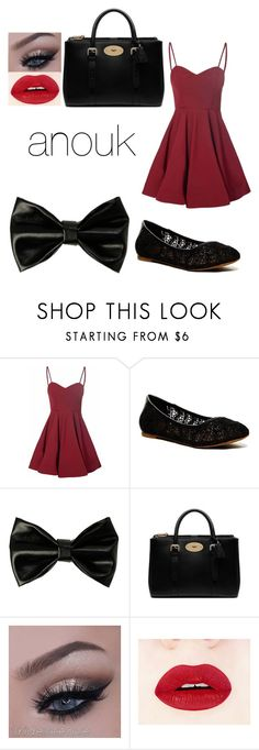 """""""Untitled #31"""" by liederveen on Polyvore featuring Glamorous, Lucky Brand and Mulberry"""