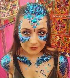 MERMAID LIFE Who's going to be a Gypsy Shrine Mermaid this Halloween?! Our MERMAID GLITTER is available online  Link in bio We ship worldwideee  #HalloweenGypsyShrineStyle