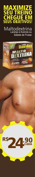Malto Dextrina - Maximize Seu Treino - Chegue em Seus Objetivos