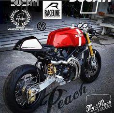 Ducati sports classic café-racer