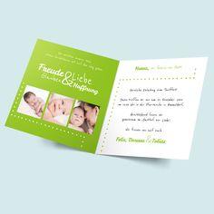 DIY Taufeinladungen   Taufkarte: Neugier. Babykarten Günstig Online  Gestalten! | Pinterest | Taufeinladung, Taufkarte Und Babykarten