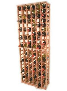 Advantage Series 6 Column Wine Rack. Starting at: $255.00    Advantage Series Rack stores 120 bottles inside the rack and an additional 6 on top.  Some assembly required. Hardware and instructions included