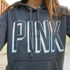 vspink hoodie. I have the same one & I love it!