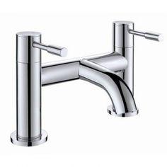 Double Handle Widespread Bathroom Faucet