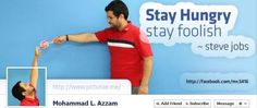 Facebook Timeline Cover - Mohammad L Azzam