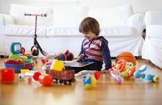 How to organise a toy exchange