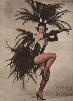 Shake a tail feather!