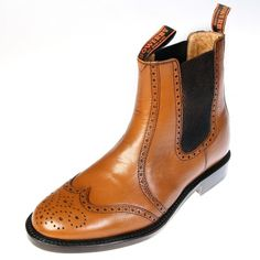 Sowerby Appleby - Hardwearing stylish dealer boots http://www.pediwear.co.uk/sowerby/products/6008.php