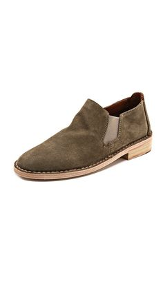 Vince Mia Suede Flat Booties $206, down from $295. js
