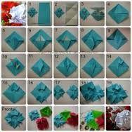 isa klein origami patrones - Buscar con Google