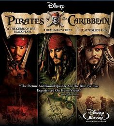 Pirates of the Caribbean Movies - Love Johnny Depp