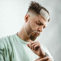 Fade + French Crop Hairstyle Fade Haircut New trend hairstyle 2021 haircut for men Amazing hairstyle ideas Hairstyle Fade, Fade Haircut, Hairstyle Ideas, Cool Hairstyles, Crop Hair, Faded Hair, Haircuts For Men, New Trends, Hair Cuts