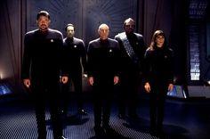 Star Trek : Nemesis - Michael Dorn - Jonathan Frakes - Marina Sirtis - Brent Spiner - Patrick Stewart
