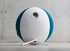 libratone loop wireless wall-mount speaker system - designboom | architecture & design magazine
