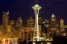First-time visitors to Seattle cannot miss the Space Needle when they arrive.