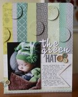 A Project by justem from our Scrapbooking Gallery originally submitted 04/30/12 at 06:52 AM