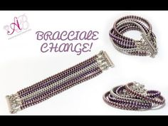DIY Tutorial Bracciale Change - YouTube