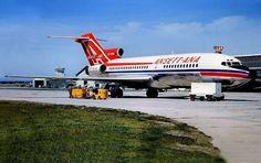 Ansett Australian National Airlines (ANA) Boeing 727-77 (registered VH-RME)