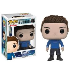 Funko Star Trek Beyond POP Bones Uniform Vinyl Figure