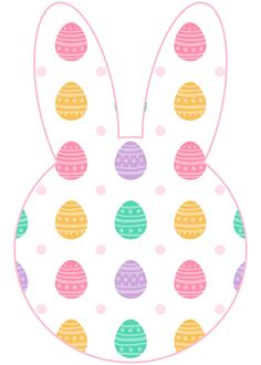 We have an adorable and oh so cute Free Printable Easter Bunny Banner waiting for you to print! You are going to have tons of fun creating your very own Bunny Banner for the Spring! Bunny Crafts, Easter Crafts, Easter Art, Easter Bunny, Printable Cards, Free Printables, Happy Easter Banner, Easter Coloring Pages, Egg Coloring