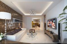 living room in keangnam