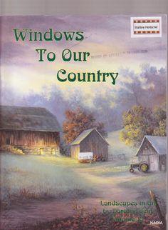 peinture Windows to Your Country - nadieshda gisela - Picasa Web Albums... FREE…